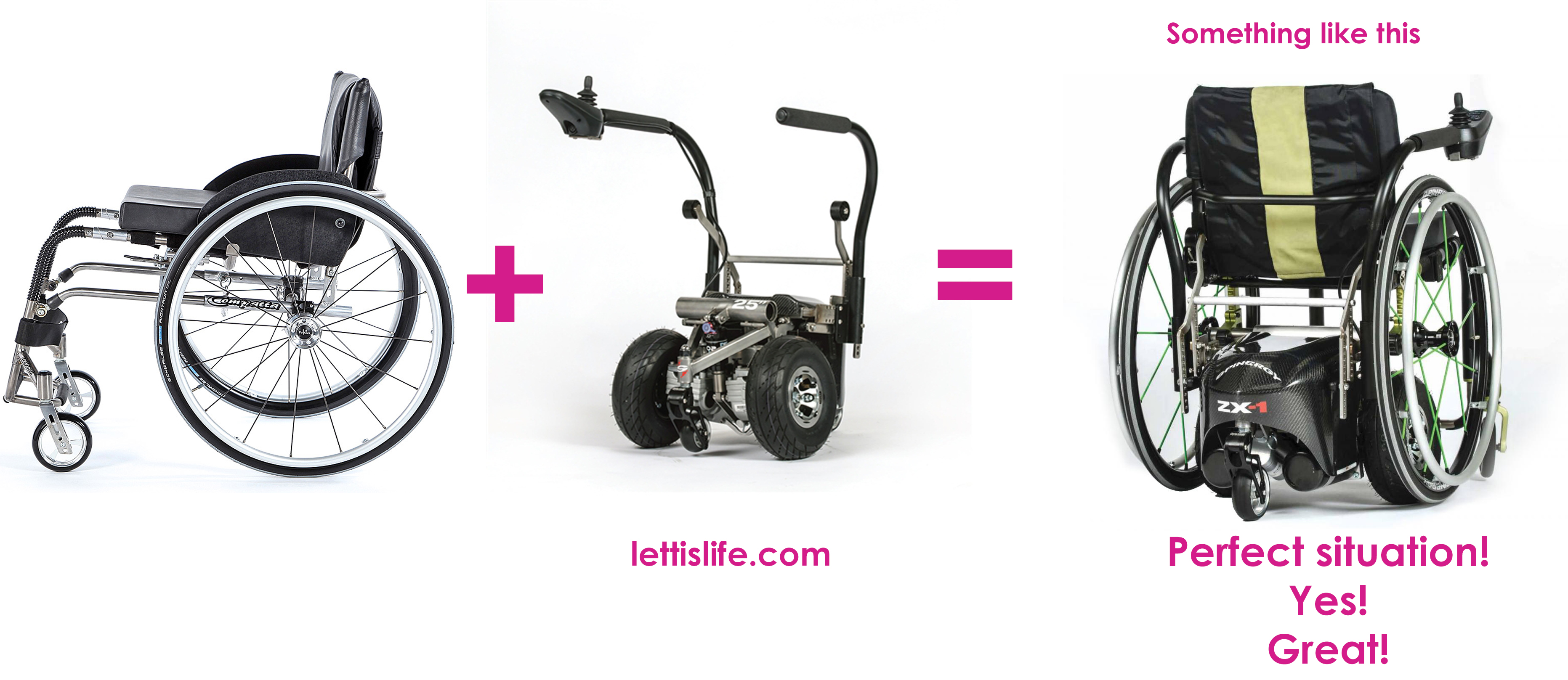 lightweight manual wheelchair compatta with spinergy zx-1