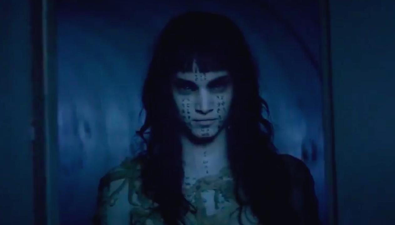 Sofia Boutella Mummy