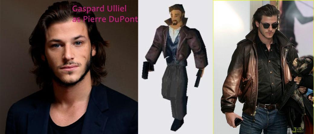 Gaspard Ulliel as Pierre DuPont
