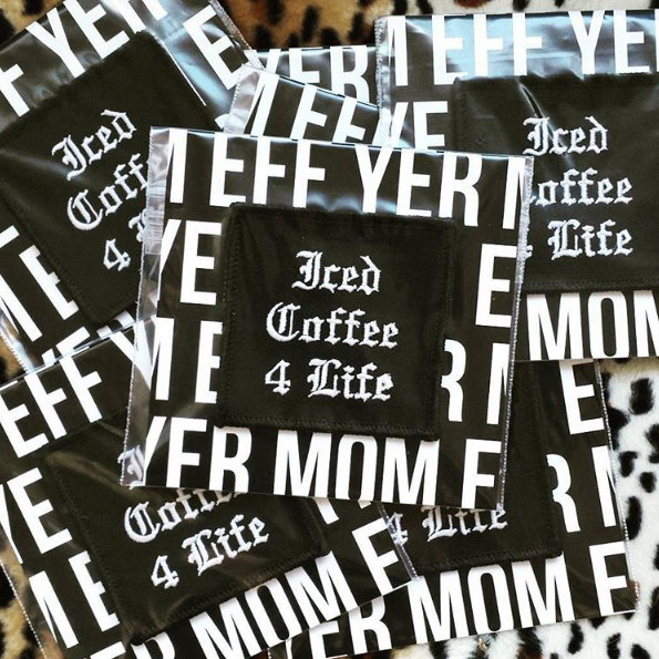 Iced coffee 4 life patch