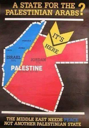 state for palestinian arabs