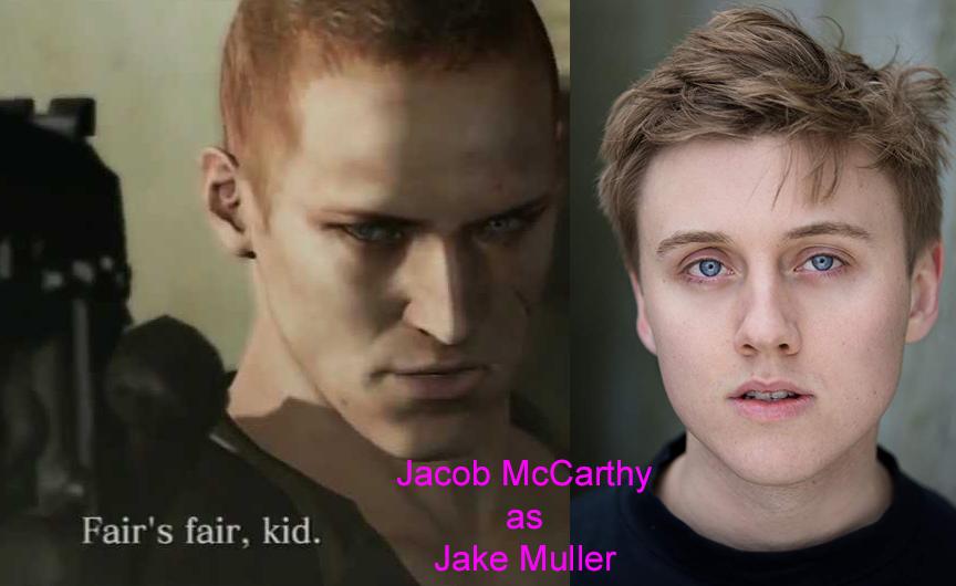Jacob Jake